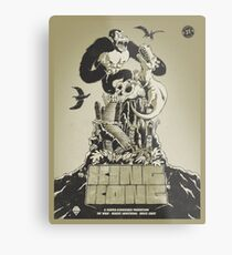 King Kong Metal Print