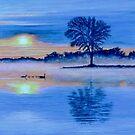 Morning Mist by Scott  Nordstrom
