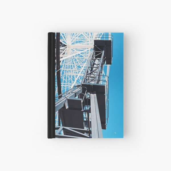 """""""Space Station"""" Hardcover Journal"""