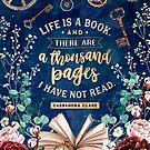 Das Leben ist ein Buch von stellaarts