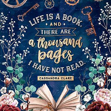 La vida es un libro de stellaarts