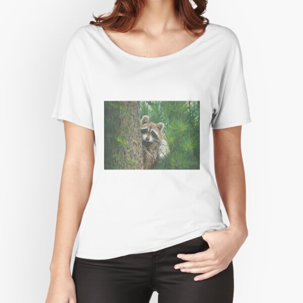 """""""I see you""""  Relaxed Fit T-Shirt"""