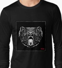 Totem Pole. Grizzly Bear Long Sleeve T-Shirt