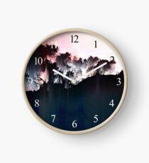 Lithosphäre Uhr