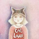 I am a cat lover by trudette