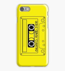 Chillee's Mixed Tape 2 by Chillee Wilson iPhone Case/Skin