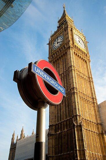 Signs of London: UK by DonDavisUK