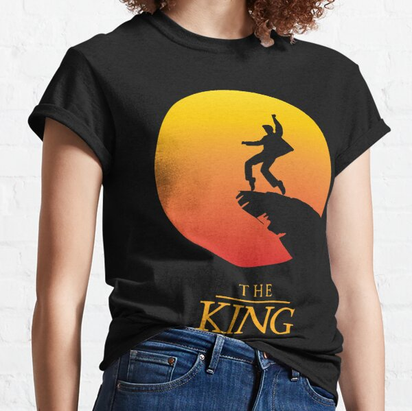 Elvis Presley - le roi T-shirt classique