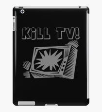 Kill TV by Chillee Wilson iPad Case/Skin