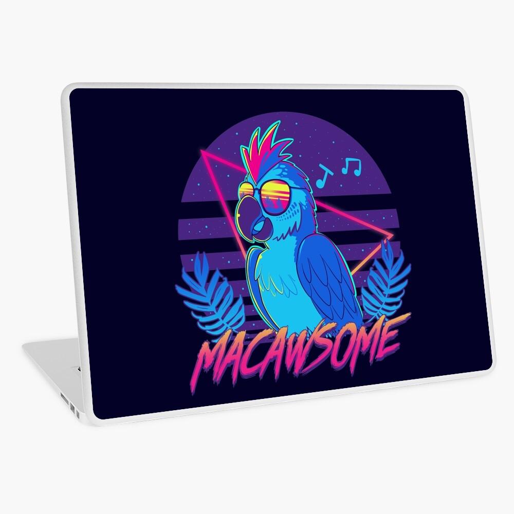 Macawsome Laptop Skin