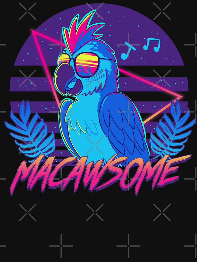 Macawsome by TechraNova
