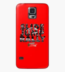 Slide Jump Rally - Red Case/Skin for Samsung Galaxy