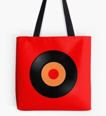 Vinyl Record [2] by Chillee Wilson Tote Bag