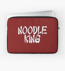 Noodle King by Chillee Wilson Laptop Sleeve