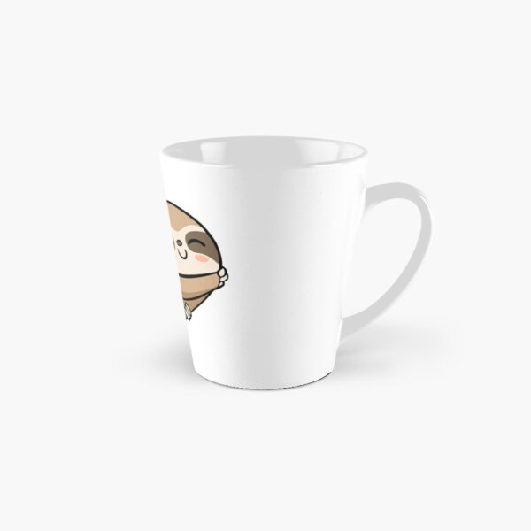 Sloth  Heart Tall Mug