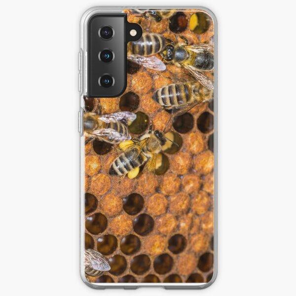 Volle Taschen Samsung Galaxy Flexible Hülle