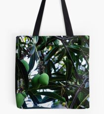 M for Mango  Tote Bag