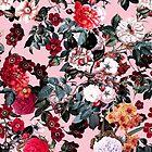 Romantic Garden X by Burcu Korkmazyurek