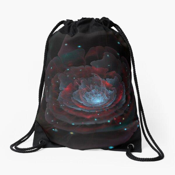 Shadowbloom Drawstring Bag