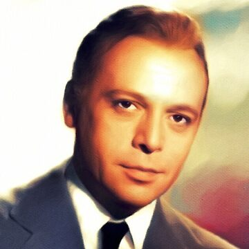 Herbert Lom, Vintage Actor by SerpentFilms