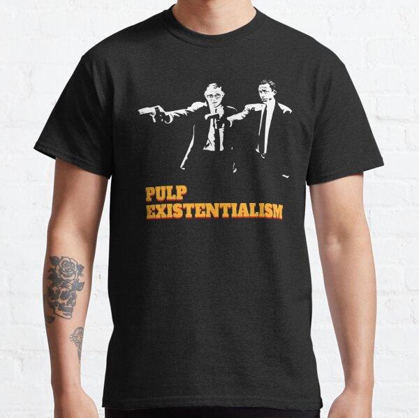 Albert Camus & Jean-Paul Sartre Classic T-Shirt