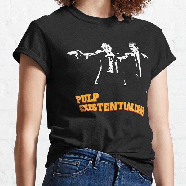 Albert Camus et Jean-Paul Sartre T-shirt classique