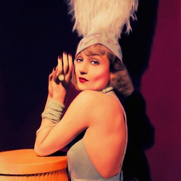 Carole Lombard, Vintage Actress by SerpentFilms