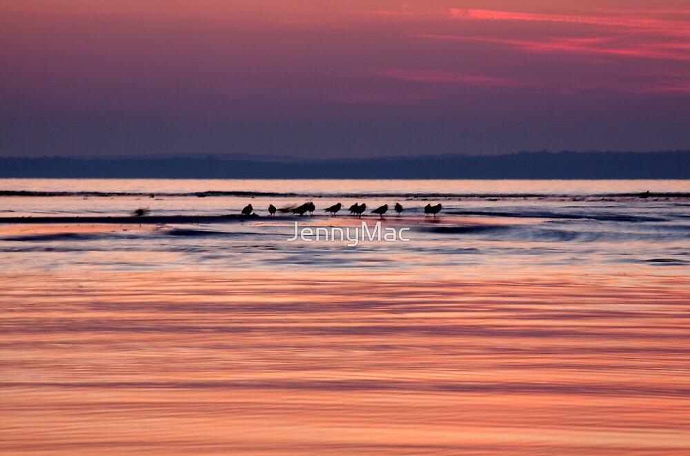 Morning....... Jervis Bay NSW Australia by JennyMac