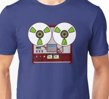 reeling the music Unisex T-Shirt
