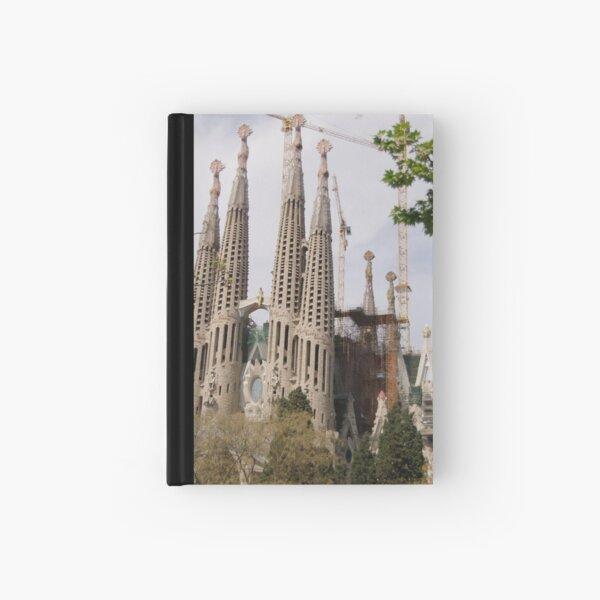 Sagrada Familia - Barcelona Hardcover Journal
