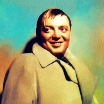 Peter Lorre, Hollywood Legend by SerpentFilms