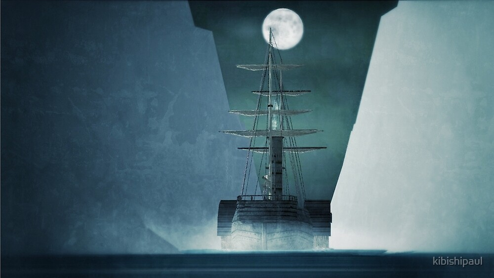 A Way Through the Ice by kibishipaul