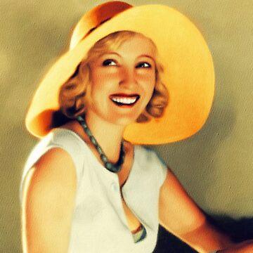 Bessie Love, Vintage Hollywood Actress by SerpentFilms