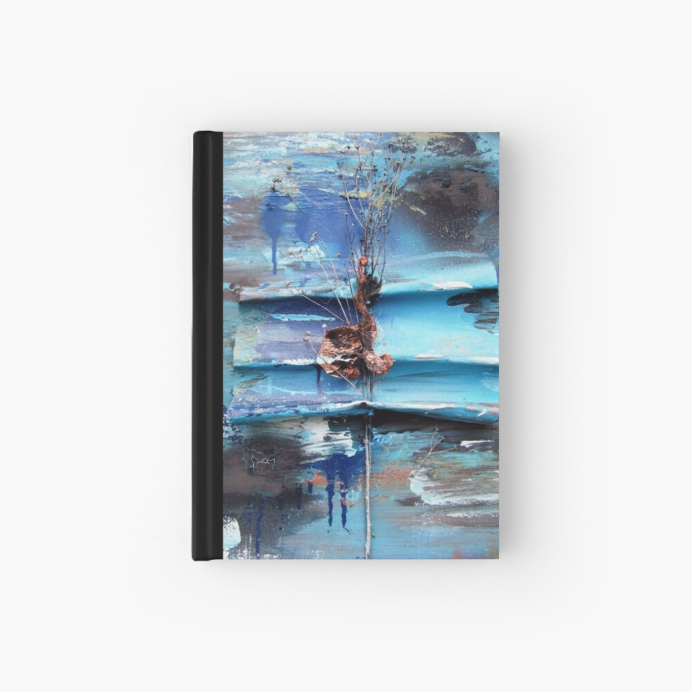 Desperate Mermaid Hardcover Journal