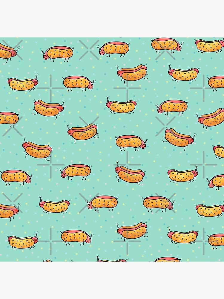 'Corn Dogs by littleclyde