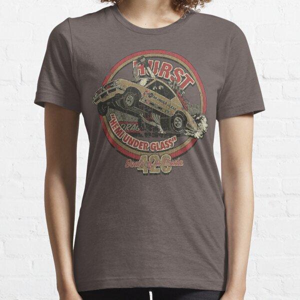 426 Hemi 'Bear of a Cuda' Barracuda Essential T-Shirt