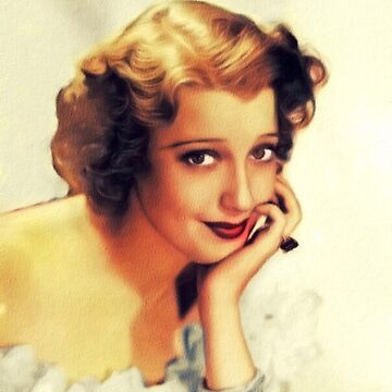 Jeanette MacDonald, Vintage Actress by SerpentFilms