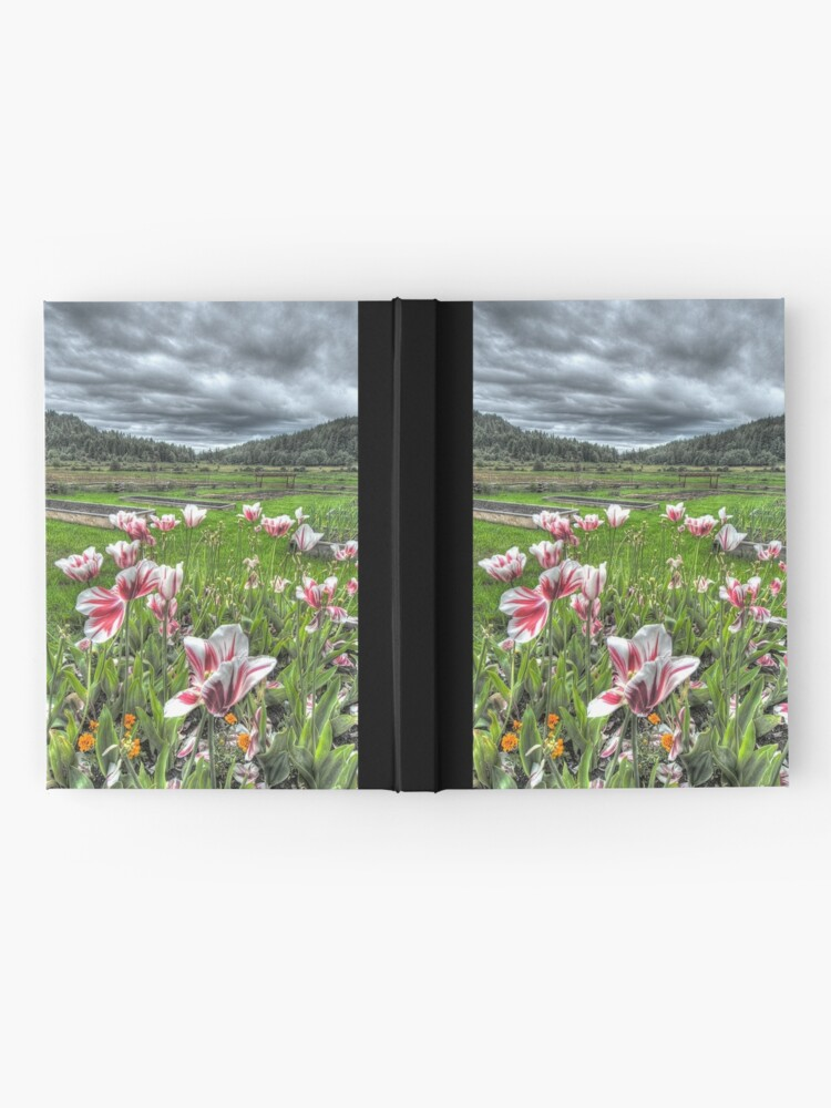Alternate view of Spring on Punch's Farm Hardcover Journal