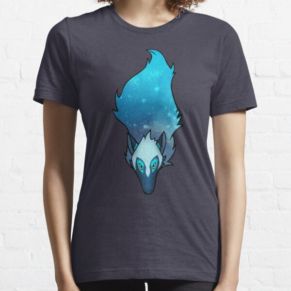 Cosmic Wolf Essential T-Shirt