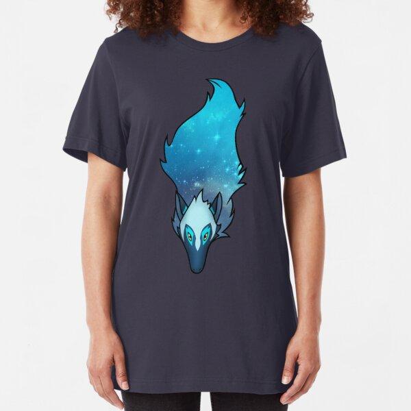 Cosmic Wolf Slim Fit T-Shirt