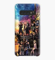 Kingdom Hearts 3 Cover Case/Skin for Samsung Galaxy