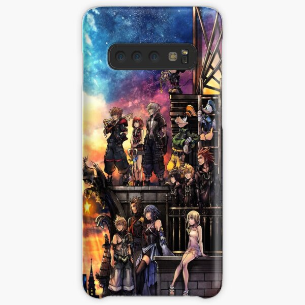 Kingdom Hearts 3 Cover Samsung Galaxy Snap Case