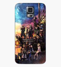 Kingdom Hearts 3 Cover Case/Skin for Samsung Galaxy