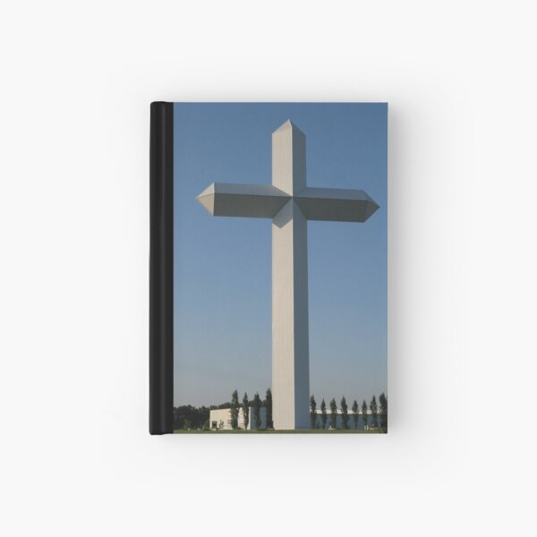 The Cross at the Crossroads (2) Hardcover Journal