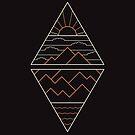 «Tierra, aire, fuego y agua» de thepapercrane
