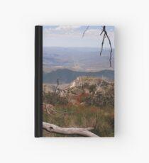 Mount Buffalo View Hardcover Journal