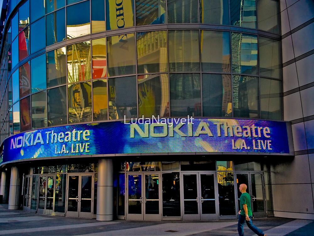 Nokia Theatre L.A. by LudaNayvelt