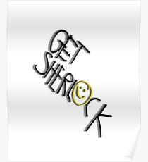Get Sherlock Poster