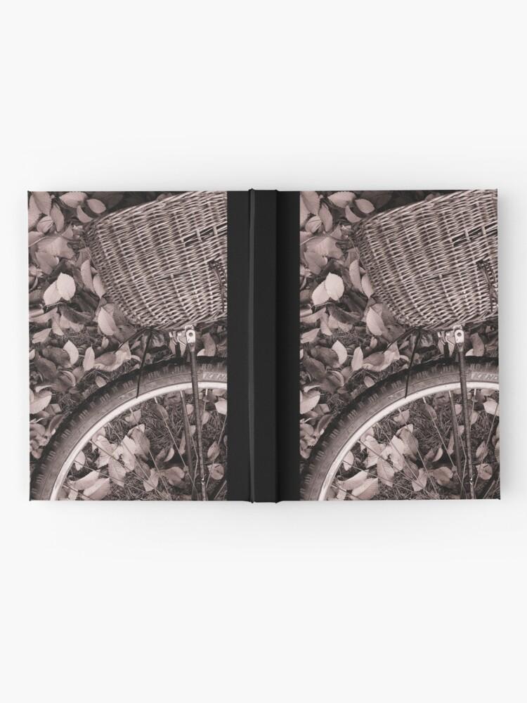 Alternate view of Basket Case Hardcover Journal