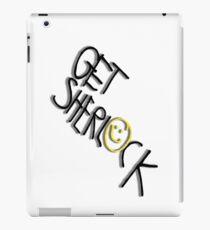 Get Sherlock iPad Case/Skin